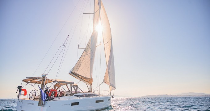 Rental yacht Alimos - Jeanneau Sun Odyssey 410 on SamBoat