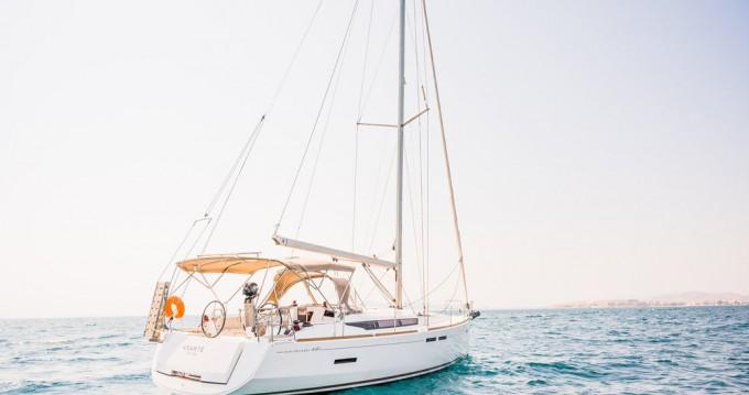 Rental yacht Lefkada (Island) - Jeanneau Sun Odyssey 449 on SamBoat