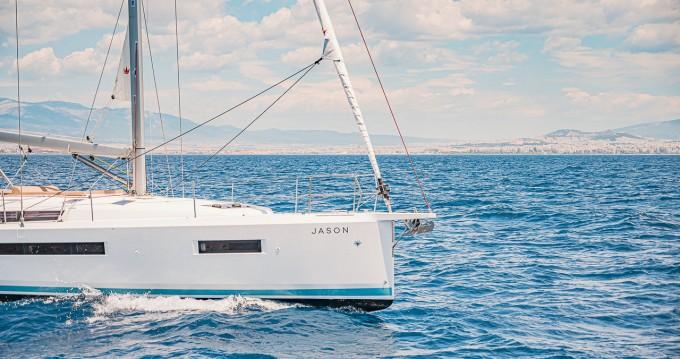 Rental yacht Rhodes - Jeanneau Sun Odyssey 490 on SamBoat