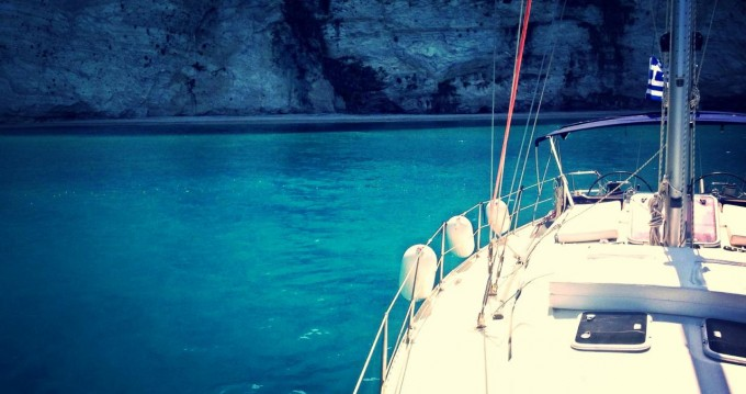 Hire Sailboat with or without skipper Elan Néos Marmarás