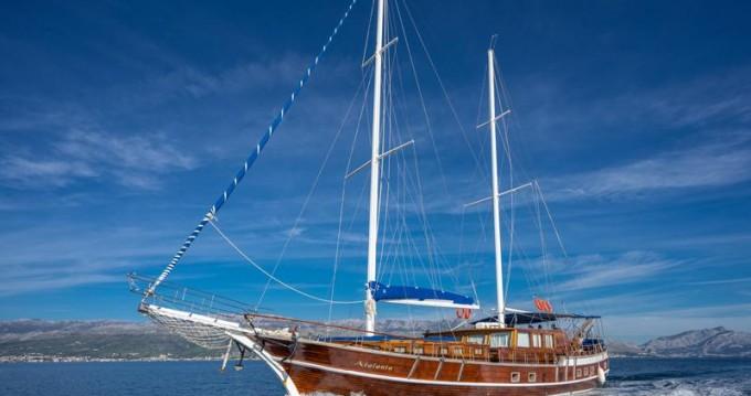 Rental Sailboat in Stobreč - Unknown MSY Atalanta