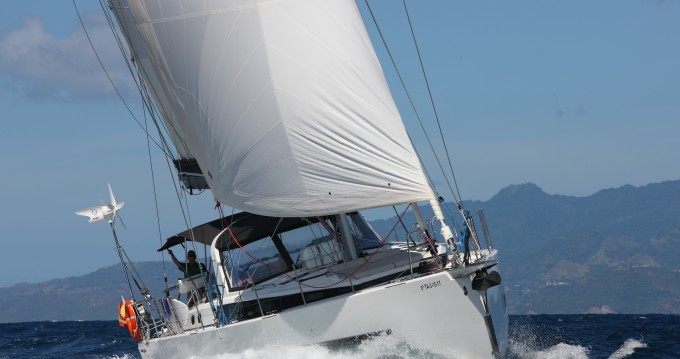 Boat rental Martinique cheap Oceanis Yacht 62 - 3 + 1