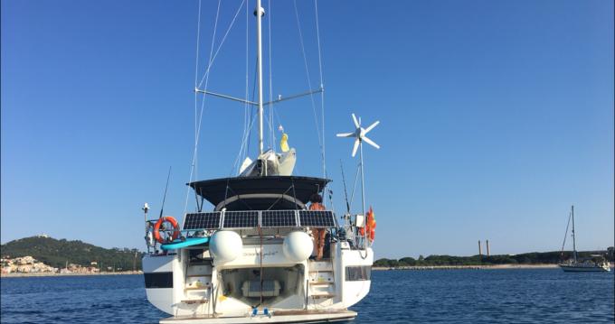 Rental Sailboat in Martinique - Bénéteau Oceanis Yacht 62 - 3 + 1