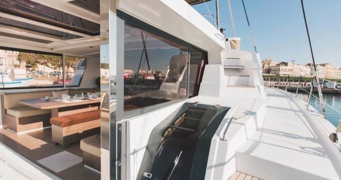Rental Catamaran in Capo d'Orlando - Catana Bali 5.4 - 5 + 2 cab