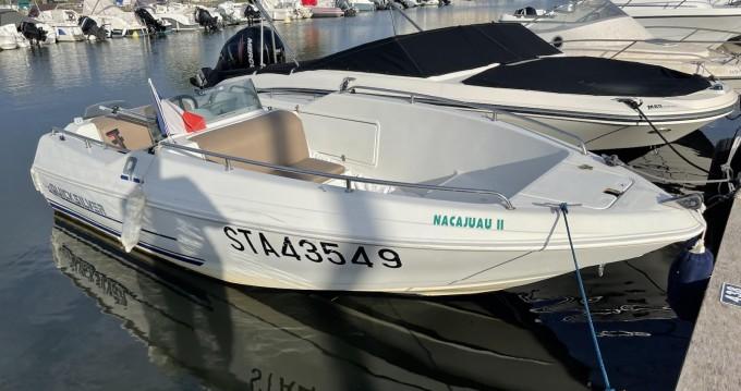 Boat rental Hyères cheap Quicksilver 500 Open