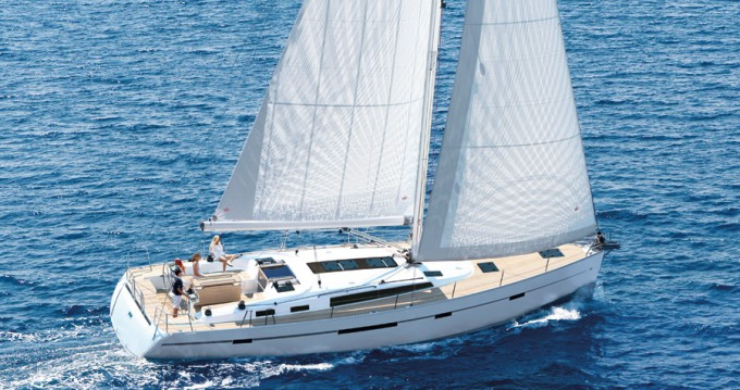Boat rental Bavaria Cruiser 56 in Alimos on Samboat