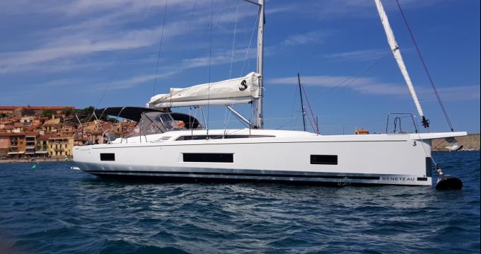 Rental Sailboat in Saint-Cyprien - Bénéteau Oceanis 46.1