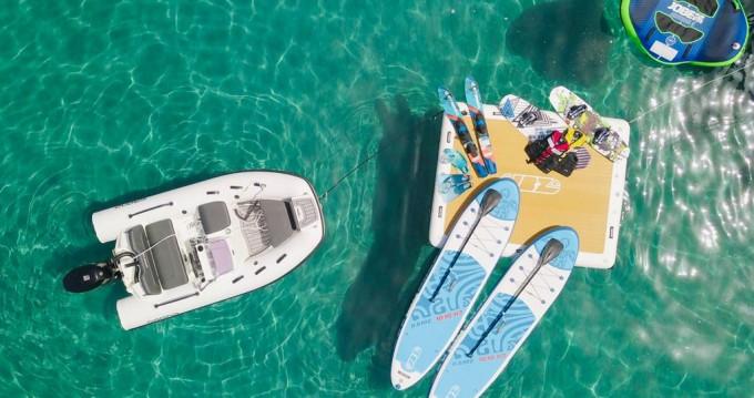 Boat rental Lagoon Lagoon 50 in Lefkada (Island) on Samboat