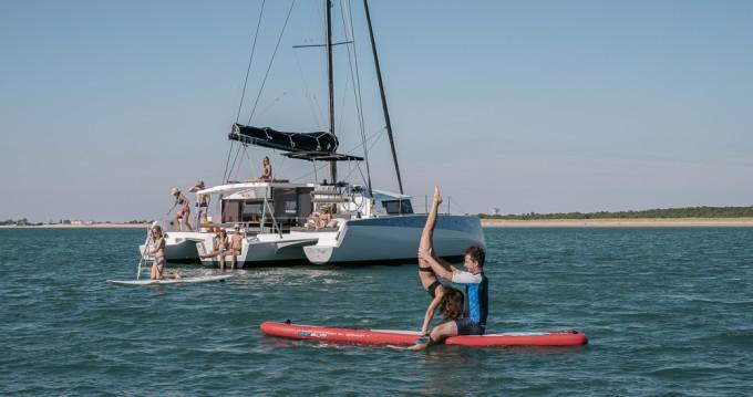 Boat rental Le Marin cheap Neel 43