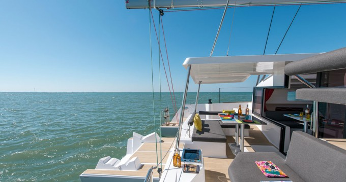 Rental yacht Le Marin - Neel Neel 43 on SamBoat