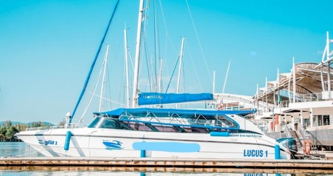 Rental yacht Phuket - Yamaha custom boat  on SamBoat